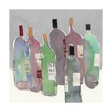 Wine Party II Premium Giclee Print by Samuel Dixon