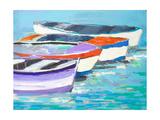 Keep Rowing Prints by Jane Slivka