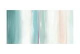 Seafoam Spectrum I Posters af June Vess