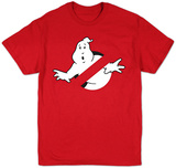 Ghostbusters- No Ghost Logo T-shirts