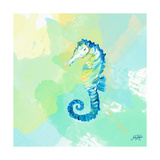 Watercolor Sea Creatures IV Posters par Julie DeRice