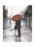 Caught in the Rain Premium Giclee Print by Ethan Harper
