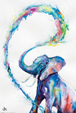 Marc Allante- Elephant Plakater af Marc Allante