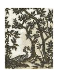 Teahouse Chinoiserie I Print by Chariklia Zarris