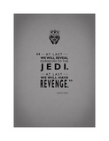 Darth Maul Revenge Impressão giclée por Mark Rogan