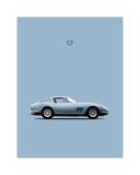 Ferrari 275-GTB 1966 Impressão giclée por Mark Rogan