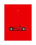Ferrari F50 Giclée-Druck von Mark Rogan