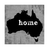 Australie Reproduction procédé giclée par Luke Wilson