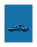 BMW M2 Stampa giclée di Mark Rogan