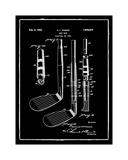 Golf Club, 1931 Giclee Print by Bill Cannon