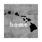 Hawaii Giclee-trykk av Luke Wilson