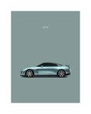 Nissan GT-R Stampa giclée di Mark Rogan