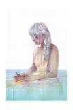 Melt Like Water Kunst von Agnes Cecile