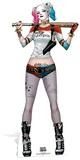 Harley Quinn - Suicide Squad Comic Artwork Standup Pappfigurer