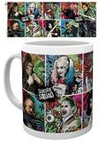 Suicide Squad - Compliation Mug Mug