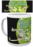 Rick & Morty - Logo Mug Muki