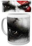 God Of War - Kratos Eyes Mug Krus