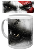 God Of War - Kratos Eyes Mug Becher
