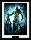 God Of War - Poseidon Collector Print