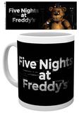 Five Nights At Freddy's - Logo Mug Tazza