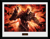 God Of War - Ares Collector Print