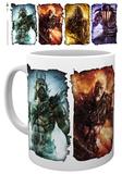 God Of War - Gods Mug Krus