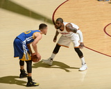 2016 NBA Finals- Game Six Photo by Garrett Ellwood