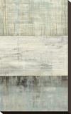 Of Fog & Snow Sträckt kanvastryck av Heather Ross