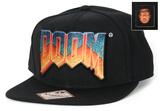 Doom- Logo Snapback Hat