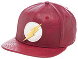 The Flash- Logo Uniform Snapback Chapéu