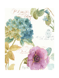 Rainbow Seeds Botanical I Kunst af Lisa Audit