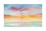 Pastel Sky Kunstdrucke von Danhui Nai