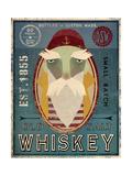Fisherman VIII Old Salt Whiskey Premium-giclée-vedos tekijänä Ryan Fowler