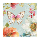 Colorful Breeze V Prints by Lisa Audit