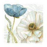 My Greenhouse Flowers III Art by Lisa Audit