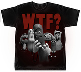 Sausage Party- WTF Camisetas