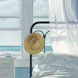 Sand in the Sheets Giclee Print by Karen Hollingsworth