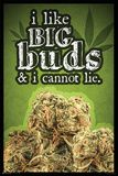 I Like Big Buds Pôsters