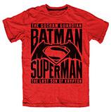 Batman v Superman- Battle of Heroes Skjorter