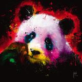 Panda Pop Giclee Print by Patrice Murciano