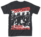 The Exploited- Attack Alternative T-Shirt