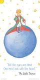 Little Prince- Look With The Heart Kunstdrucke