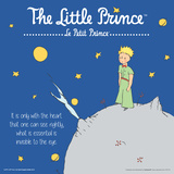 Little Prince- Only With The Heart Pôsteres