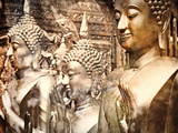 Buddah Thailand Posters by Golie Miamee
