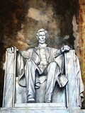 Lincoln Memorial Posters by Golie Miamee