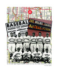 Negro Leagues Baseball Museum Kansas City Poster af Lyn Nance Sasser and Stephen Sasser