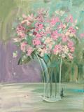 Pastel Blooms ポスター : Terri Einer