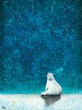 Wishing on Stars Print by Britt Hallowell