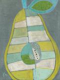 Pear ポスター : Julie Beyer