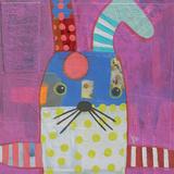 Rabbit ポスター : Julie Beyer